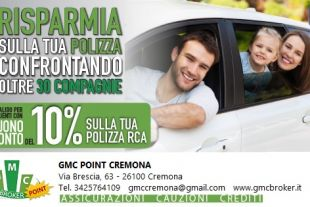 Nuova apertura GMC Point Cremona!